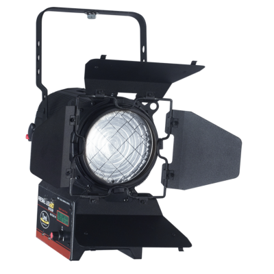 FRESNEL LED COMPACT 200W VARIABLE WHITE 2700K° to  6500K°