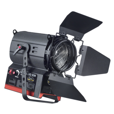 FRESNEL LED LOCATION  100W DIMMING MANUAL