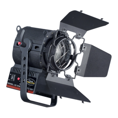 FRESNEL LED LOCATION 60W DIMMING MANUAL
